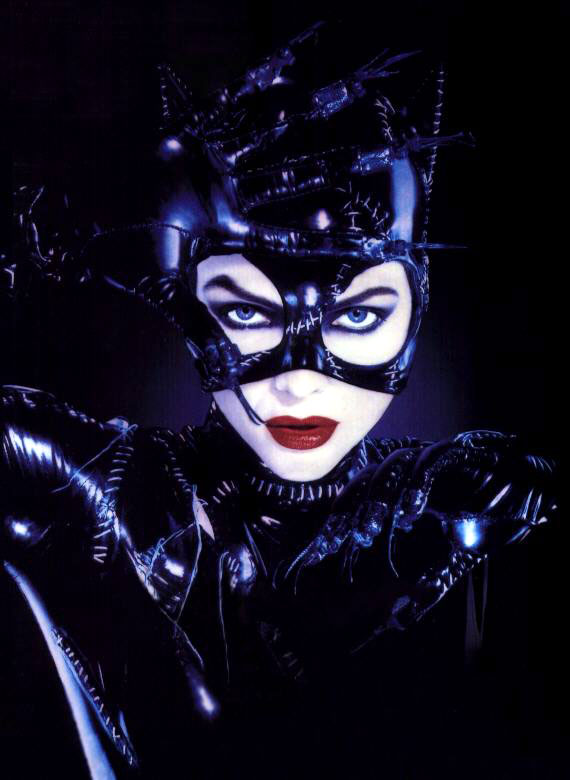 Michelle catwoman