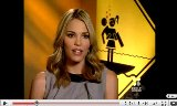 Leslie Bibb Video - Leslie Bibb Interview