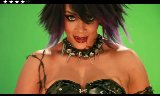 Vivica A. Fox Video - Photo Shoot: Demon & Angel