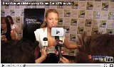 Blake Lively at the 2010 SDCC Green Lantern Panel!