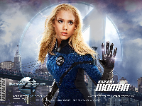 Jessica Alba/Sue Storm Wallpaper