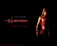 Jennifer Garner Elektra Wallpaper