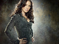 Lynn Collins Silverfox Wallpaper