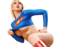 Supergirl Model Wallpaper